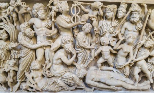 Экскурсия по музеям Неаполя (фото)