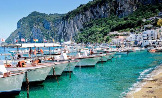 Остров Капри (фото)