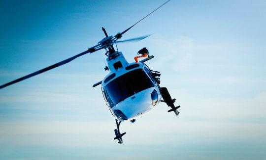 Полеты на вертолете в Италии (фото вертолёта)
