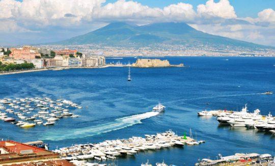 Трансфер из круизных портов в Италии (фото порта)