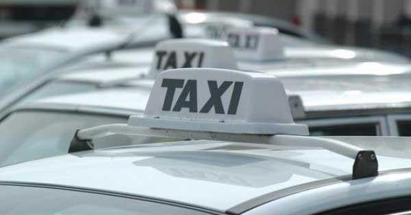 Такси (Неаполь). Фото таксм