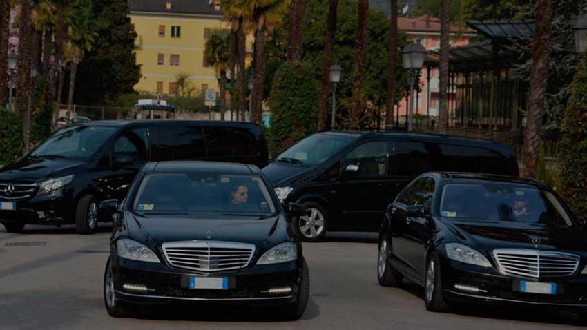 Трансфер в Неаполе (фото автомобилей)