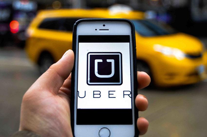 Uber в Неаполе (фото)